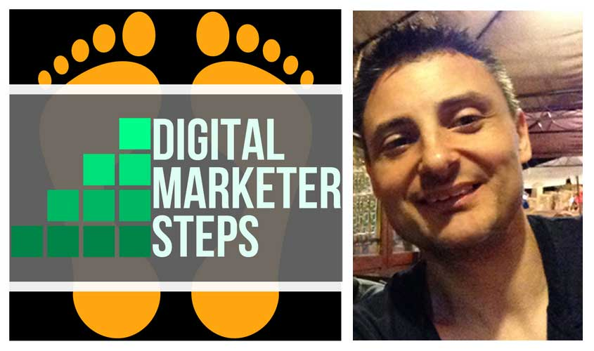 Digital Marketer Steps - Digital Marketing Steps for Today's Digital Marketer