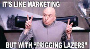Types of Content Marketing Meme